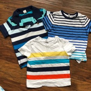Set of Gap brand toddler shirts, size 2t